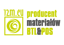 12m Producent BTL&POS