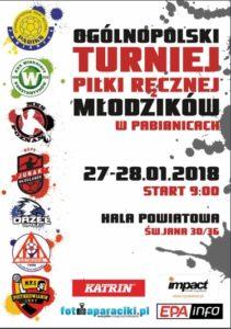 Turniej w Pabianicach rocznik 2004