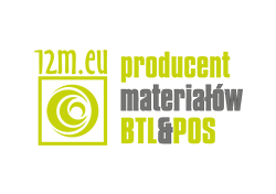 12m - producent materiałow btl&pos