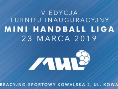 Mini Handball Liga 2019